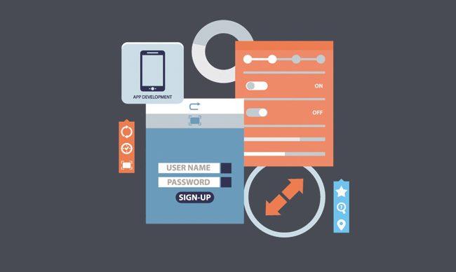 Разработка пользовательского графического интерфейса (GUI) на C# под Android